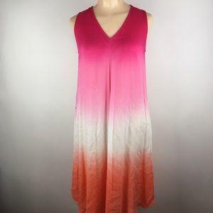 Young fabulous broke rayon ombré dress